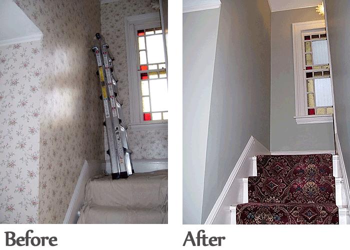 wallpaper removal amp repair downers grove il painter j